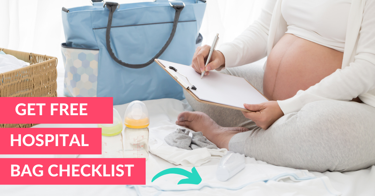 what to pack in hospital bag for cesarean delivery