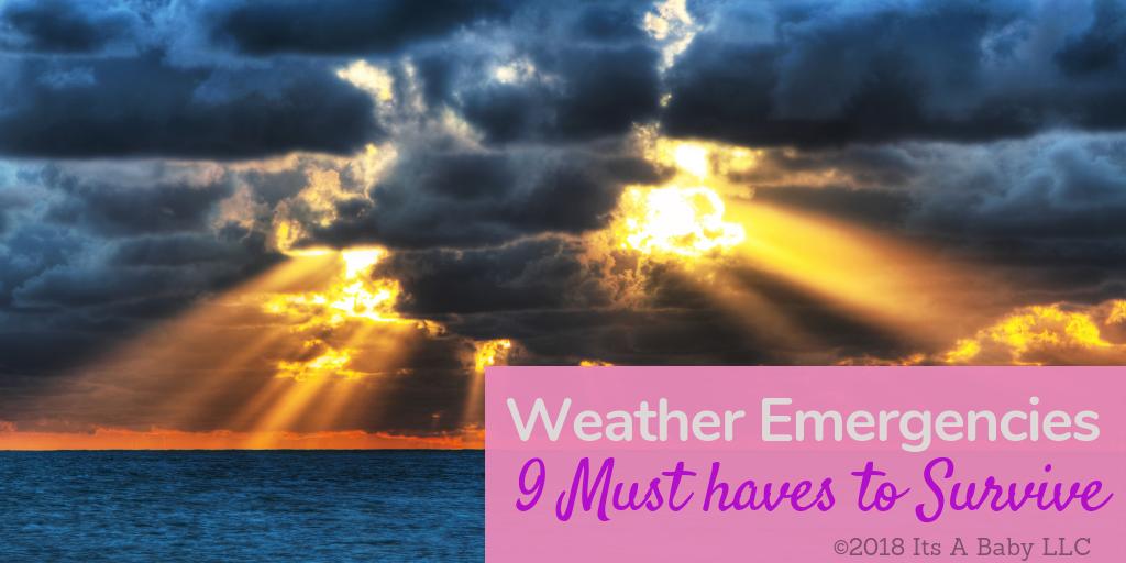 Weather Emergency Preparedness