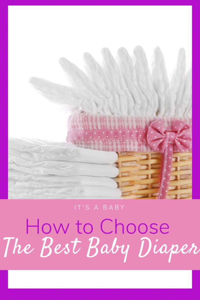 Diaper Dabblers helping chose best diaper
