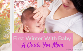mom's survival guide for winter with baby