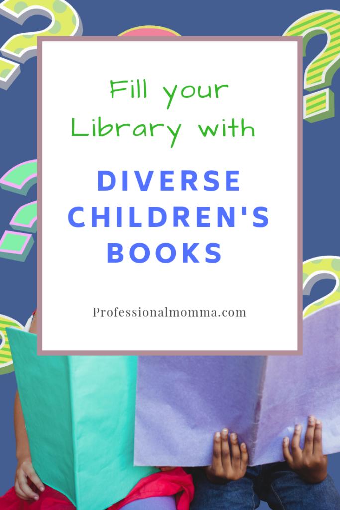 Children's books that are diverse