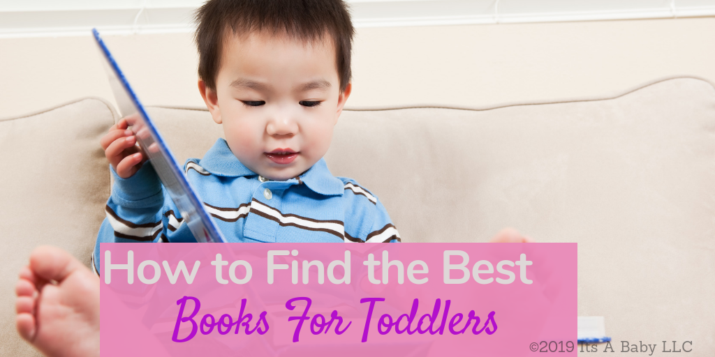 How to Find the Best Books for Toddlers