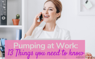 pumping at work everything you need to know