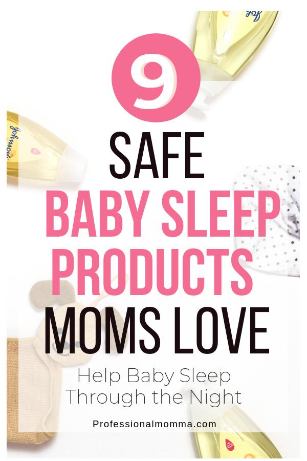 Baby safe sleep infant sleepers