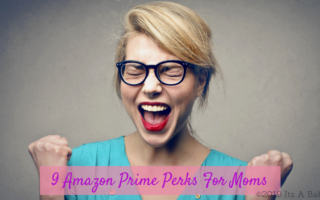 9 Amazon Prime Perks for Moms