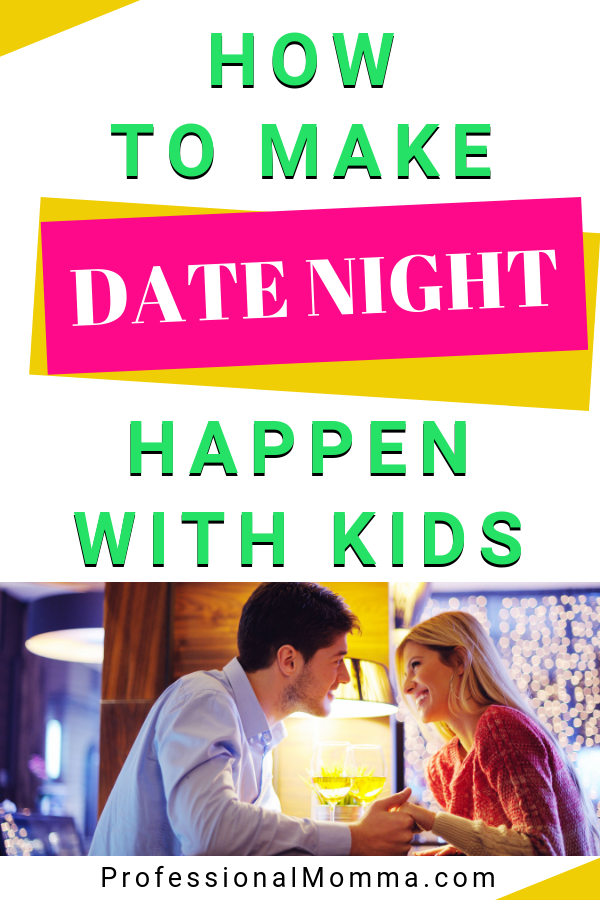 Has date night stop being a priority since motherhood? Use these tips to make date night happen even with kids. Free Printable Included
