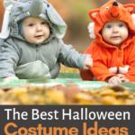 Baby in Halloween Costumes