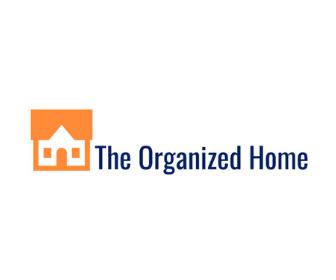 The organized home logo