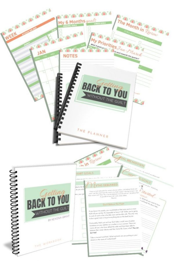 Goal Setting Workbook and Planner