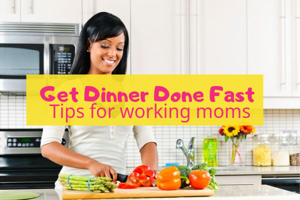 Time saving cooking equipment for moms