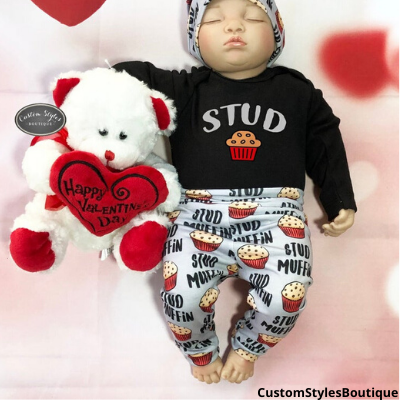 Stud Shirt for Baby Boy