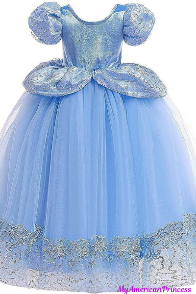 Cinderella Toddler Princess Dress
