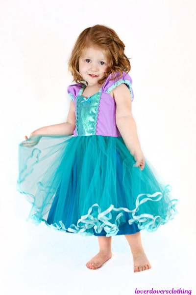 Moana Toddler Princess Dress