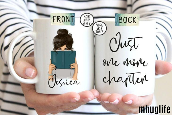 mugs for women who love to read