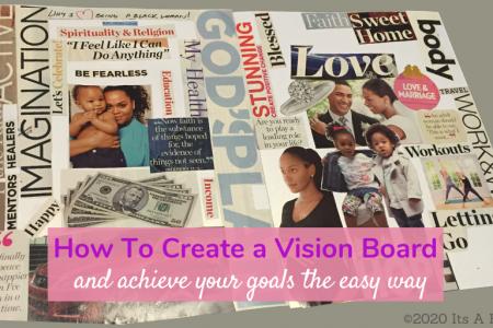 sample vision board