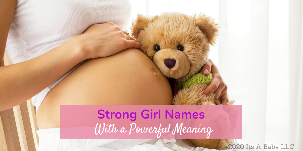 strong girl names with a powerful meaning